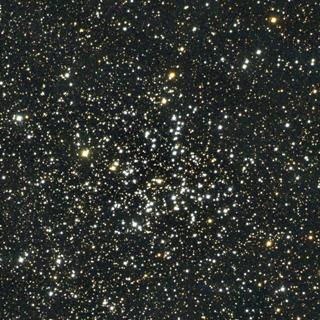 Star cluster M38 and M36