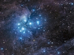 the Pleiades or seven sisters