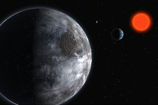 gliese 581g dans la constellation de la balance
