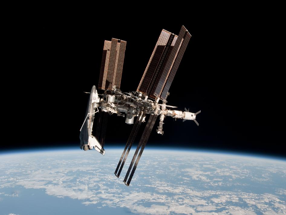 international space station from earth to current transportation - photo #9