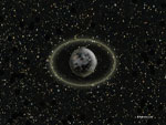 Chariklo asteroid (10199) and its 2 rings