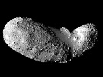 asteroid or comet (Itokawa and hartley 2)