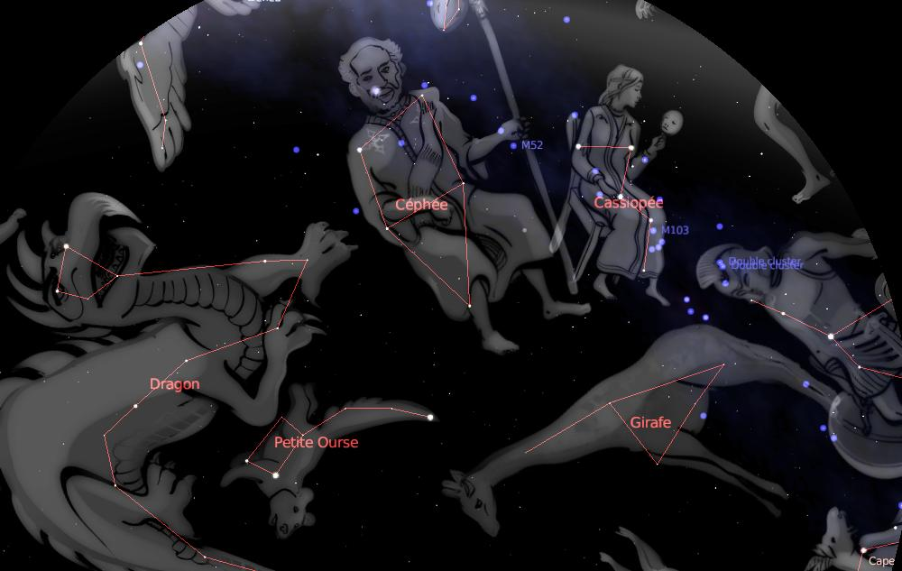 constellation de céphée