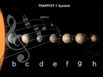 Trappist or the harmony of the cosmos