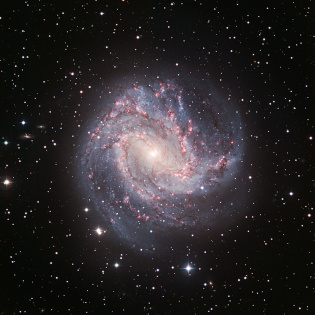 Galáxia M83 NGC5236