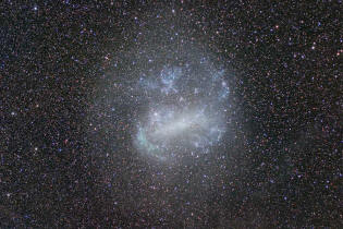 galaxie grand nuage de magellan