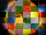 Lights of the Sun and wavelengths