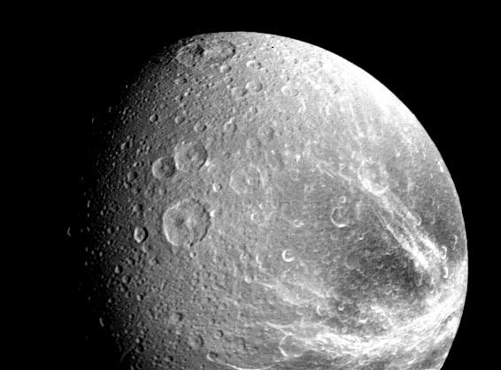 Dione Moon Of Saturn Astronoo