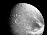 dione moon of saturn