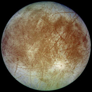 Europa satellite of Jupiter