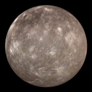 Titania moon of Uranus
