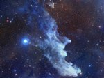 Witch Head Nebula or IC 2118