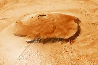 Wonder of the World - Olympus Mons