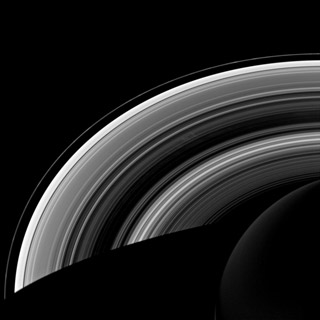 Wonder of the World - Saturn's rings