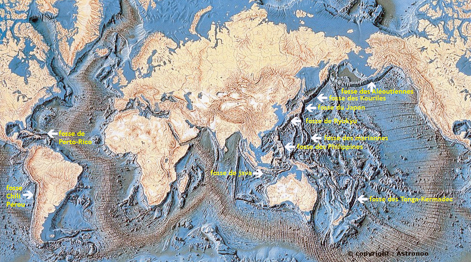 Oceanic trenches astronoo oceanic trenches gumiabroncs Image collections