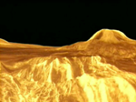 the surface of the planet Venus as seen by Magellan