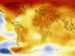 2012 is the ninth warmest year since 1880