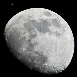 ISS to Moon