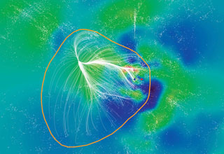 Laniakea our supercluster of galaxies
