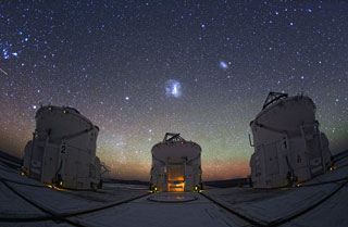 VLT, Very Large Telescope